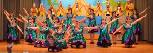 RCV Blue Generation Tanzgruppe Rheinböllen