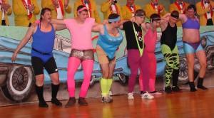 RCV Rheinböllen Guldenbach Elfen Tanzgruppe Männerballett